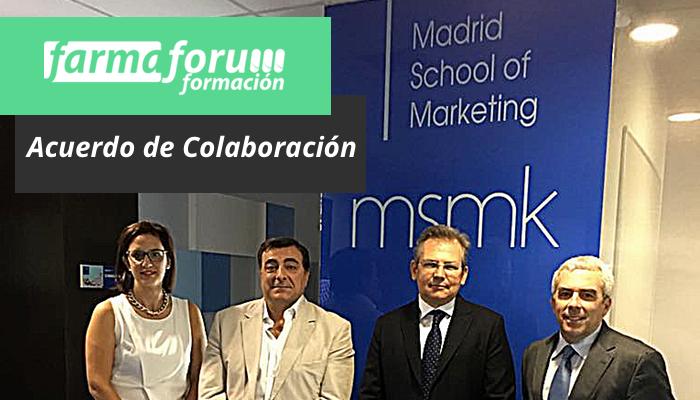 Acuerdo entre FEF y Madrid School of Marketing