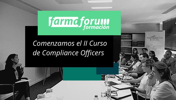 Comienza el II Curso de Compliance Officers