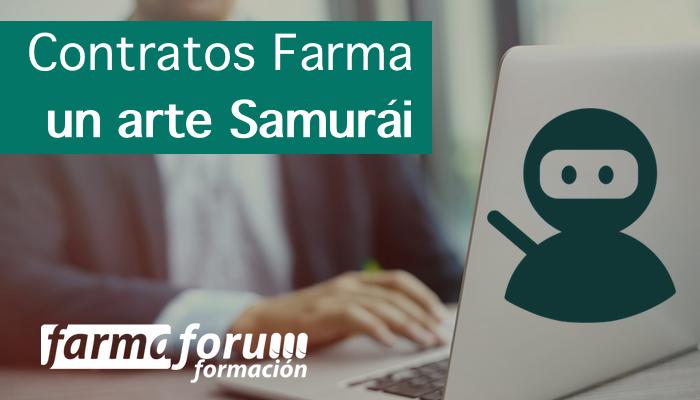 Contratos Farma, un arte Samurái