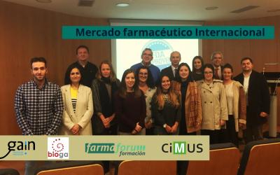 El Mercado farmacéutico internacional